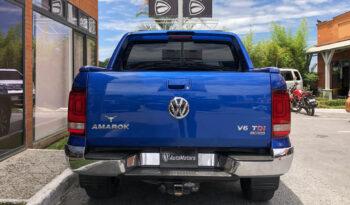 VOLKSWAGEN AMAROK V6 2017 full